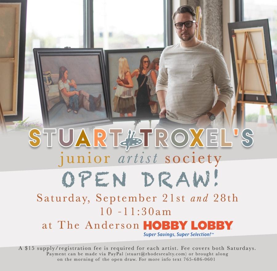 open draw web ad